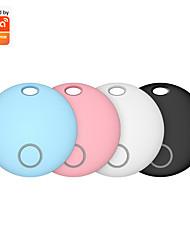 cheap -TUYA 2pcs Anti-lost Alarm Smart Tag Wireless Bluetooth Tracker Child Wallet Key Finder Locator Waterproof