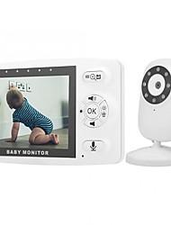 cheap -PAL: 352 X 288; NTSC: 352 X 240 mp Baby Monitor Box Camera 100 ° °C Night Vision Range  3 m Bluetooth 4.0 Hz
