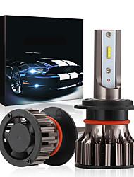 cheap -OTOLAMPARA 100W H7 LED Headlight CSP 6000K LED H7 Plug and Play Installation IP68 Waterproof Fan Design LED Headlight H7 2pcs