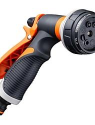 cheap -Water Gun Garden Hose Nozzle Hand Sprayer Car Wash Adjustable Watering Spray Gun Pistol Garden Watering Tool