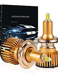 cheap -OTOLAMPARA Car 55W LED Headlight H1 H7 H8 6 Sides Surrounding Lightness Built-in Driver H9 H11 9005 9006 LED Headlight Kit 2pcs