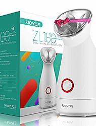 cheap -voyor facial steamer - nano ionic face steamer for facial pore deep cleaning, blackhead removal, moisturize home sauna spa skincare zl100