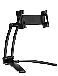 cheap -Phone Holder Stand Mount Desk Phone Holder Adjustable 360°Rotation Silicone Aluminum Alloy Phone Accessory iPhone 12 11 Pro Xs Xs Max Xr X 8 Samsung Glaxy S21 S20 Note20