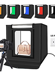 cheap -40 cm Softbox PULUZ Portable for Live Streaming Video Shotting Video Studio Shooting Product Display