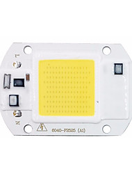 cheap -10pcs 6pcs 1pc 20 W LED Globe Bulbs 2000 lm LED Integrated 1 LED Beads COB Waterproof