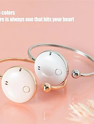 cheap -villestar's new ultrasonic mosquito repellent bracelet summer outdoor portable charging fashion girl creative anti-mosquito application