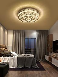 cheap -LED Ceiling Light Crystal Light Modern Luxury 50cm 60cm Unique Design Flush Mount Lights LED Nordic Style 110-120V 220-240V