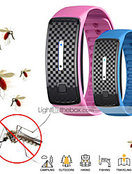 cheap -Ultrasonic Mosquito Repellent Wristband Electronic Mosquito and Insect Repellent Wristband for Kids with USB Charging