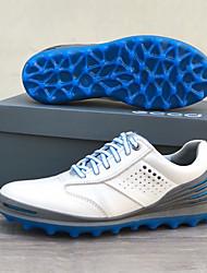 cheap -TTYGJ Men's Golf Shoes Anti-Slip Waterproof Comfortable Golf Autumn / Fall Spring Black Blue Orange