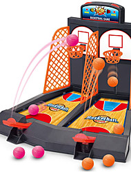 cheap -Board Game Mini Finger Basketball Shooting Game Basketball Hoop Basketball Hoop Set Portable Professional Focus Toy Relieves ADD, ADHD, Anxiety, Autism Adjustable Fun Classic Theme Indoor Plastics 3