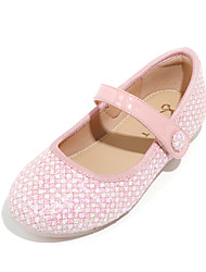 cheap -2021 spring girls casual soft bottom medium big children small leather shoes new manufacturers wholesale korean version of velcro children's shoes