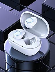 cheap -A1-TWS True Wireless Headphones TWS Earbuds Bluetooth5.0 Ergonomic Design Stereo Dual Drivers for Apple Samsung Huawei Xiaomi MI  Mobile Phone