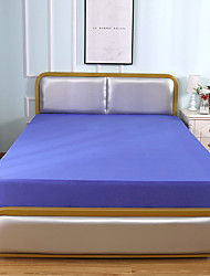 cheap -Micro Fiber Solid Fitted Sheet