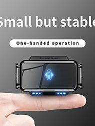 cheap -Phone Holder Stand Mount Car Car Holder Phone Charging Stand Adjustable Silicone Aluminum Alloy ABS Phone Accessory iPhone 12 11 Pro Xs Xs Max Xr X 8 Samsung Glaxy S21 S20 Note20