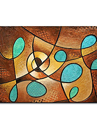 cheap -Oil Painting Handmade Hand Painted Wall Art Mintura Abstract Cartoon Home Decoration Decor Rolled Canvas No Frame Unstretched