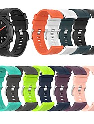 cheap -Silicone Sports Replacement Watch Band Wrist Strap For Huawei Watch GT 42mm/46mm