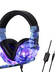cheap -SOYTO SY830MV Gaming Headset USB 3.5mm Audio Jack Ergonomic Design RGB Lights InLine Control for Apple Samsung Huawei Xiaomi MI  PlayStation Xbox
