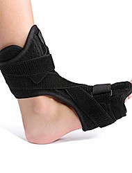 cheap -plantar fasciitis night splint support, adjustable orthotic foot drop brace for achilles tendonitis and heel spur relief, unisex