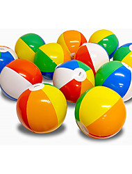 cheap -Coconut Float Rainbow Beach Ball 12 Pack - 12 Inch Inflatable Beach Balls for The Pool and Beach