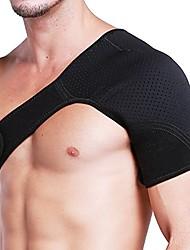 cheap -hueglo left shoulder brace for women men rotator cuff,adjustable shoulder support for shoulder pain relief,dislocated ac joint,labrum tear,sprain,soreness,bursitis, tendinitis,shoulder support strap