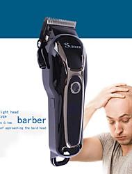 cheap -LCD Eectric Hair Clipper Alloy Blade Electric Hair Clipper Electric Hair Clipper Household Hair Salon