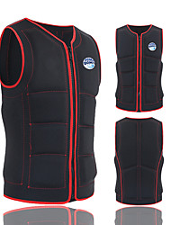cheap -HISEA® Life Jacket High Elasticity Neoprene Swimming Surfing Water Sports Life Jacket for Adults / Summer / Winter
