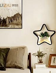 cheap -LED Wall Light Bedside Lamp Modern Black White Nordic Style Office Aluminium Alloy Wall Light 110-120V 220-240V 8W