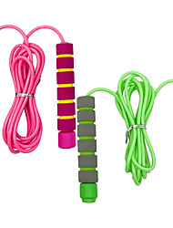 cheap -Skipping Rope by LITB– Jump Rope For Kids Girls & Boys – Soft Handled Best for All Ages Children Workout Equipment – Indoor and Outdoor Fitness Games for Student Exercise & Health – Fun Sports Activity, 2 Pack