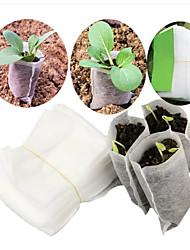 cheap -Nursery Plant Grow Bags Non-woven Fabrics Seedling Pots Garden Bags