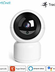 cheap -SmartCnet Tuya Smart Life 1080P IP Camera 2M Wireless WiFi Camera Security Surveillance CCTV Camera work with Alexa Google home