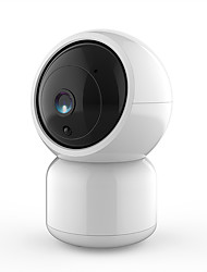 cheap -SmartCnet Tuya Smart Life 1080P IP Camera 2M Wireless WiFi Camera Security Surveillance CCTV Camera work with Alexa Google home