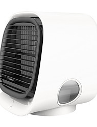 cheap -mini air conditioner portable air cooler fan usb desktop humidifier purifier summer air cooling fan with water tank home office