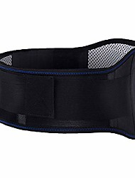 cheap -adjustable back brace for lower back pain relief, tourmaline self-heating back support, dual medical waist wrap for chronic pain, lumber spasms strains sprains, spinal protection, herniated disc, xl
