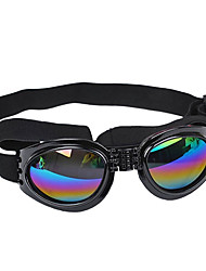 cheap -Dog Glasses Decoration ABS Black Yellow 1pc