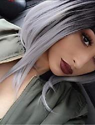 preiswerte -Pop Ice Bob Perücken für schwarze Frauen halbe Perücken für schwarze Frauen kurze schwarze und Perücken Perücken für Frauen hitzebeständige Haarteile Bobbi Boss Perücken Damenmode Perücken Haarersatz