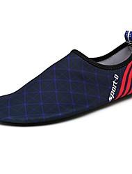 cheap -adult men's women's kid's barefoot water skin shoes aqua socks for beach swim surf yoga exercise sports deep blue size xxl