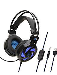 cheap -SOYTO SY855MV Gaming Headset USB 3.5mm Audio Jack Ergonomic Design RGB Lights InLine Control for Apple Samsung Huawei Xiaomi MI  PlayStation Xbox