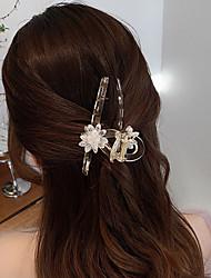 cheap -super fairy shark back head crystal flower clip fairy large hairpin hair clip hair clip clip headdress hair clip