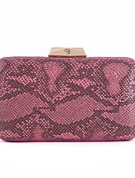 cheap -caiyue ladies snake print box-shaped clutch evening dress bag european and american style evening dress bag cheongsam with bag handbag hs045