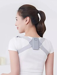 cheap -Hi Smart Posture Correction Belt Space Gray Built-in High-Precision Chip Real-Time Monitoring Vibration Reminder