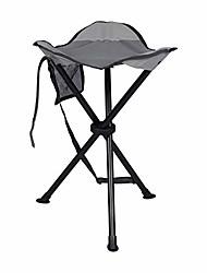 cheap -portal tall slacker chair folding tripod stool for outdoor camping walking hunting hiking fishing travel, support 225 lbs