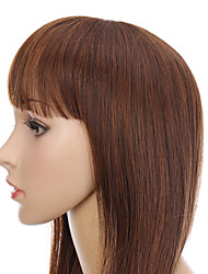 cheap -foreign trade hot sale can be qi can oblique bangs long straight hair wig can be salt can be sweet temperament wig headgear wholesale spot