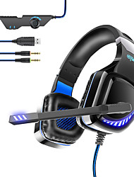 cheap -OVLENG GT96 Gaming Headset USB 3.5mm Audio Jack PS4 PS5 XBOX Ergonomic Design Retractable Stereo for Apple Samsung Huawei Xiaomi MI  PC Computer Gaming