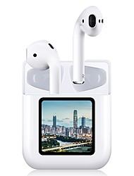 cheap -DUNSPIN NR-550 True Wireless Headphones TWS Earbuds Bluetooth 5.1 HIFI DIY Personalized Wallpaper Long Battery Life for Apple Samsung Huawei Xiaomi MI  Mobile Phone