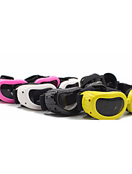 cheap -Dog Cat Glasses Decoration Solid Colored ABS White Black Yellow Pink