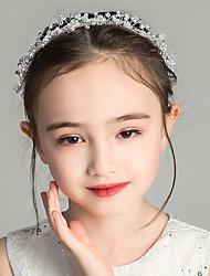 economico -accessori per capelli delle neonate dei bambini accessori da sposa da sposa fascia nuova corona della ragazza di fiore accessori del vestito dalla damigella d'onore accessori per capelli delle