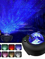 cheap -Star Projector Galaxy Projector Starry Sky Projector with Remote Control Nebula Cloud Moving Ocean Wave Projector  With Bluetooth Speaker for Bedroom/Decoration/Birthday/Party