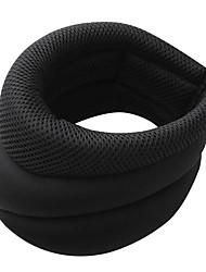 cheap -Three-stage Elastic Sponge Neck Brace Unisex Alleviation Cervical Traction Device Cover Decompression Neck Support Neck Brace Neck Stretcher