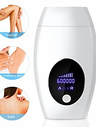 cheap -IPL Hair Removal Device for Women and Men 600000 Flash Professional Permanent Painless Laser Depilator LCD Home Use Devices Photoepilator Women Wholebody Hair Remover Machine