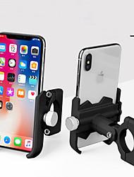 cheap -Bike Phone Mount Anti-Shake / Damping Thick 360 Rotating for Road Bike Mountain Bike MTB Folding Bike Aluminium Alloy Cycling Bicycle Black Grey